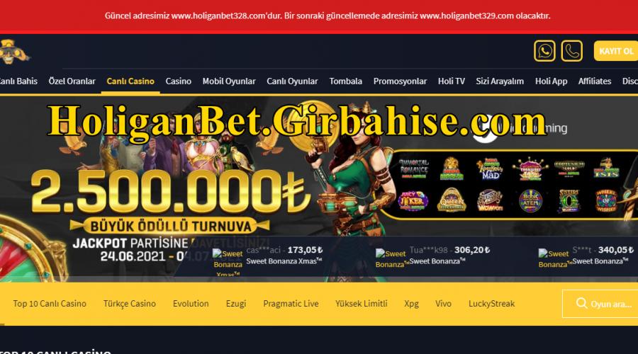 holiganbet casino
